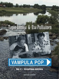 Liinoja, Tapio: Vampula Pop Vol. 2 (cd)