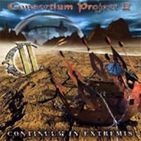 Consortium Project: II - Continuum in extremis