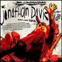 Davis, Jonathan: Alone I play - Live at the Union Chapel -cd+dvd-