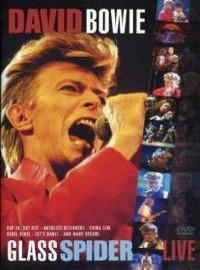 Bowie, David: Glass spider live