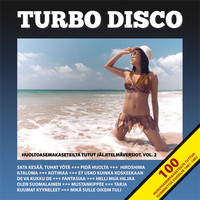 V/A: Turbo Disco - Huoltoasemakaseteilta tutut jäljitelmäversiot vol. 2