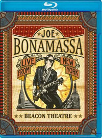 Bonamassa, Joe: Beacon theatre - Live from New York