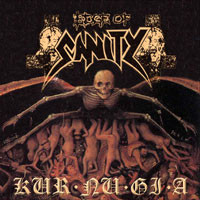 Edge Of Sanity: Kur-Nu-Gi-A -re-issue
