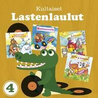 V/A : Kultaiset lastenlaulut 4