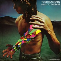 Rundgren, Todd: Back to the bars - live -re-issue