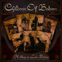 Children Of Bodom: Holiday at Lake Bodom (15 Years of Wasted Youth) -cd+dvd