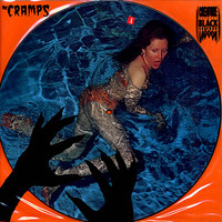Cramps: Creature From The Black Leather Lagoon -Picture Disc-