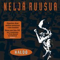 Neljä Ruusua: Haloo -20v. juhlajulkaisu cd+dvd