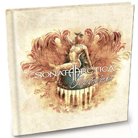 Sonata Arctica : Stones grow her name -deluxe digibook