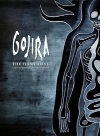 Gojira: Flesh Alive -bluray+cd-