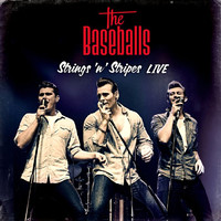 Baseballs : Strings 'n' stripes live