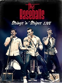 Baseballs: Strings 'n' stripes live