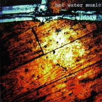 Hot Water Music: Live at the Hardback