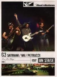 G3 (Satriani / Vai / Petrucci): Live in tokyo