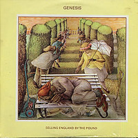 Genesis : Selling England By The Pound