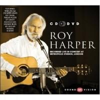 Harper, Roy: Live in concert at metropolis studios London (cd + dvd)