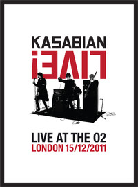 Kasabian: Live! - Live at the O2 -dvd+cd