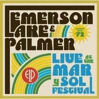Emerson, Lake & Palmer: Live at the Mar y Sol Festival '72