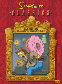 Simpsons Classics: Raiders of the Lost Ark