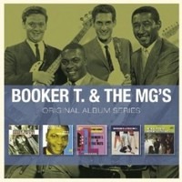 Booker T & The Mg's: Original album series