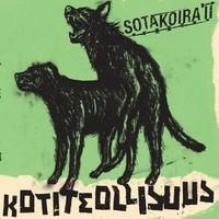 Kotiteollisuus : Sotakoira II -ltd. cd+t-shirt