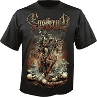 Ensiferum: Skeleton horseman