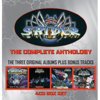 Spider: The Complete Anthology