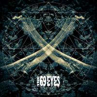 69 Eyes : X -ltd. cd+girlie-shirt
