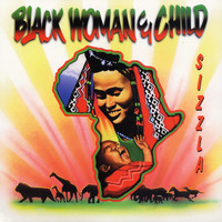 Sizzla: Black woman & child