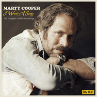 Cooper, Marty: I Wrote A Song - The Complete 1970s Recordings