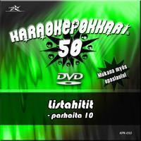 Karaoke: Karaokepokkari 50 - Listahitit parhaita 10
