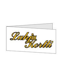 Lahjakortti: Äxän 100 euron lahjakortti