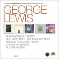 Lewis, George: Complete Black Saint & Soul Note Recordings
