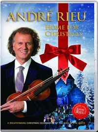 Rieu, André: Home For Christmas