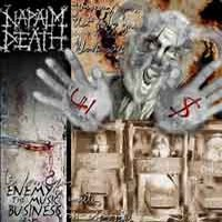 Napalm Death: Enemy Of The Music Busines -reissue