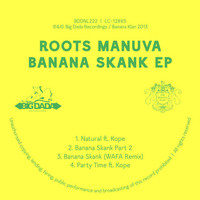 Roots Manuva: Banana skank ep -yellow vinyl