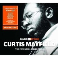 Mayfield, Curtis: The essential collection -2cd+dvd