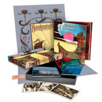 Hawkwind: Warrior On The Edge Of Time - Super Deluxe Boxset 2CD+DVD+LP-