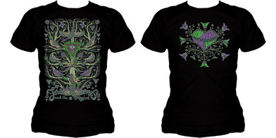 Jess and the Ancient Ones : Roadburn 2013 shirt
