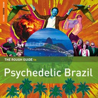 V/A: The rough guide to psychedelic Brazil