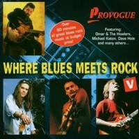 V/A: Where blues meets rock v