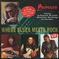 V/A: Where blues meets rock VII