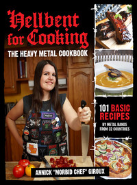 Giroux, Annick: Hellbent For Cooking
