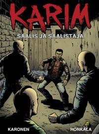 Karonen, Toni: Karim - saalis ja saalistaja