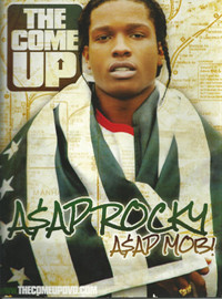 A$ap Rocky: Asap Mob: The Come Up -dvd+cd