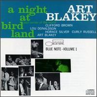 Blakey, Art: A Night at Birdland Vol.1