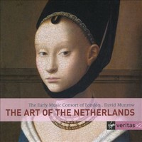 Munrow, David: The art of the Netherlands