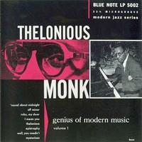 Monk, Thelonious: Genius of modern music 1