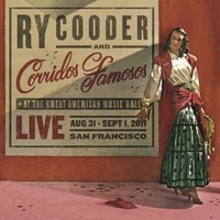 Cooder, Ry: Live In San Francisco