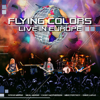 Flying Colors : Live In Europe